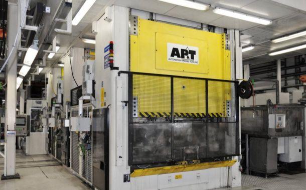 AP&T gradet Anlage bei Raufoss up