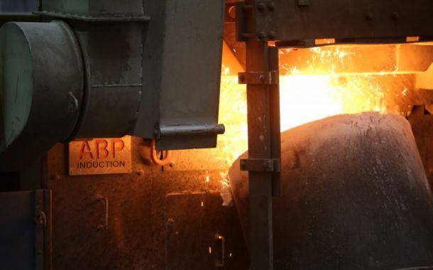ABP Induction liefert an Eickhoff Gießerei