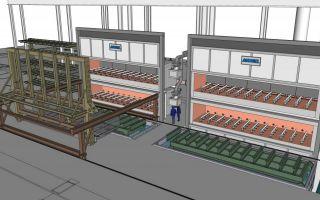 Andritz supply heat treatment plant