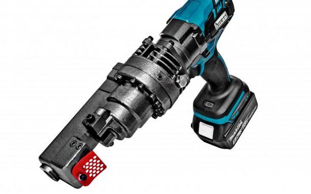 Krenn presents new battery hydraulic steel cutters