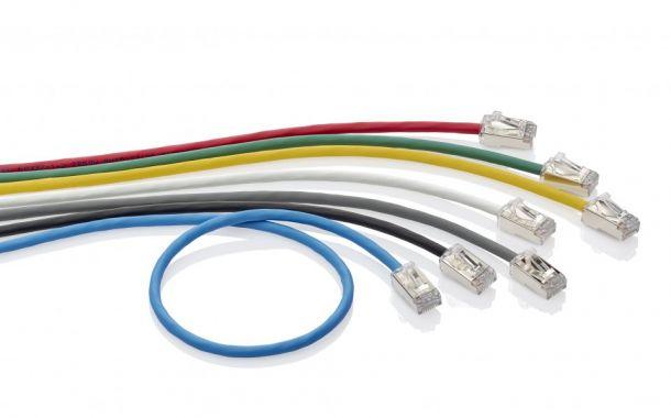 Leviton introduces new Cat 6A high-flex patch cords