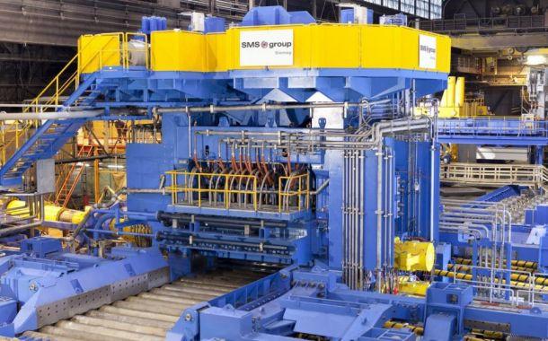 Shanxi Taigang Stainless Steel bestellt bei SMS