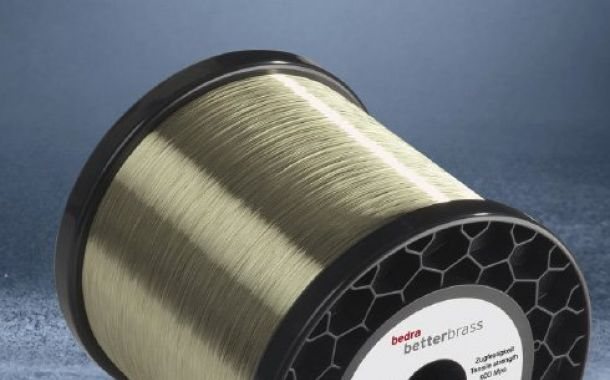 Berkenhoff has developed a new brass wire