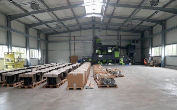 Oftec erweitert Produktionsfläche in Hagenbach