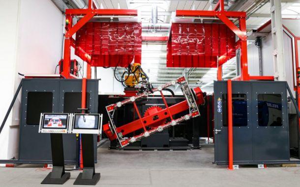 Fronius eröffnet neues Prototypenzentrum