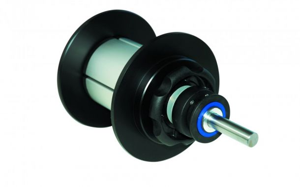 Expansion spool warrants ease of operation for winding applications
