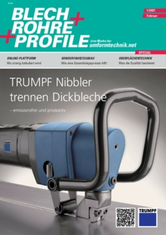 Blick ins Heft - Ausgabe 1/2021