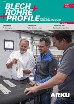 Komplette Ausgabe als E-Paper - Ausgabe 4/2021
