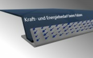 Untersuchung des Kraft- und Energiebedarfs beim Falzen von Aluminiumblechwerkstoffen
