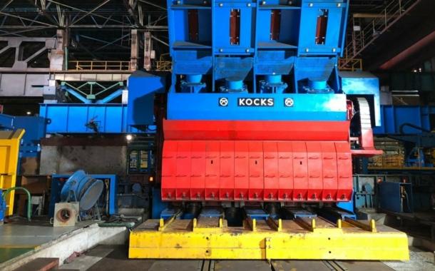 """Nucor Steel orders Kocks """"RSB 5.0"""""""