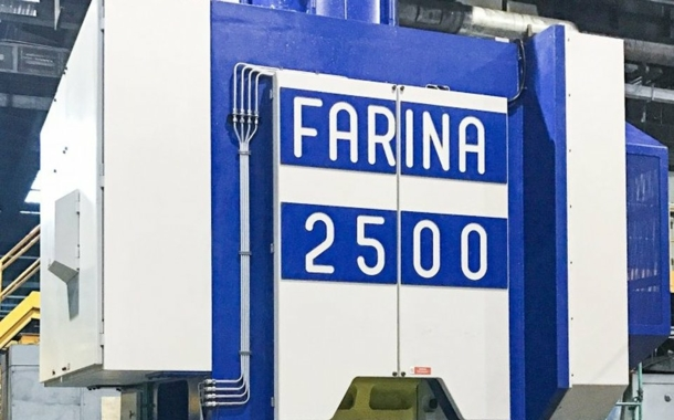 Farina liefert achte Presse an San Grato