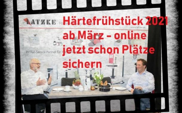 """Härtefrühstück"" bei Zwick Roell"