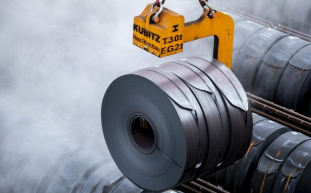 Thyssenkrupp digitalisiert in Hohenlimburg die Stahlcoilabkühlung