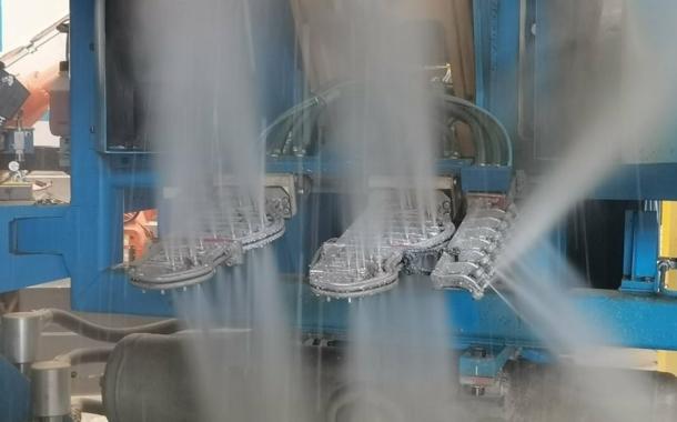 Gesenkschmiedelinie von SMS bei Ningbo Xusheng in Betrieb genommen