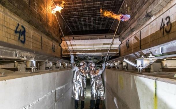RHI Magnesita weiht neuen Tunnelofen ein
