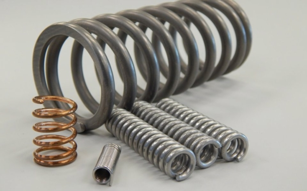 High-performance spring wire