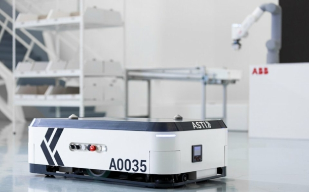 ABB übernimmt ASTI Mobile Robotics Group