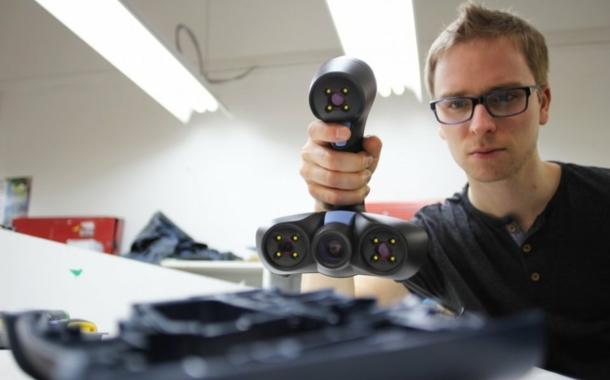 Vom 3D-Scannen zum 3D-Druck