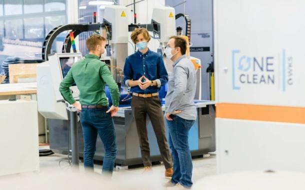 """STM Waterjet veranstaltet im April die zweite """"Techweek"""""""