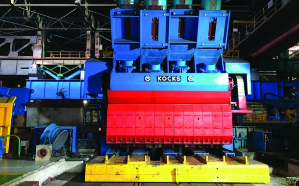 """Nanjing Iron+Steel issues FAC for the biggest Kocks """"RSB 500"""""""