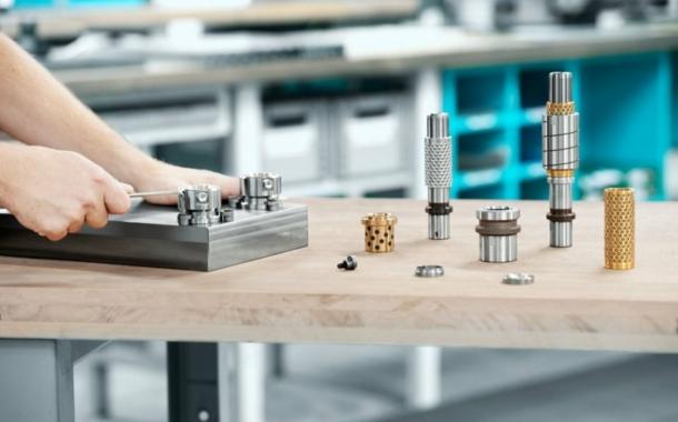 Werkzeugkomponenten für das prozesssichere Stanzen