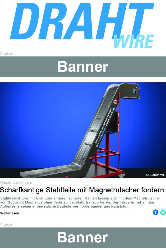 Banner im NL