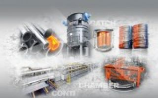 Conti and batch heat treatment plants for wire industry
