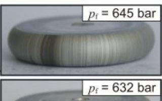 Erweiterung der Formgebungsgrenzen beim Schmieden von Magnesium durch die Überlagerung hydrostatischer Druckspannungen